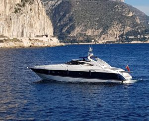 Hire a Yacht Princess V50 For Holidays in France | Rent A Boat