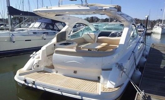 Sealine Sports Coupe 8m Boat Hire in French Riviera, France | Rent A Boat