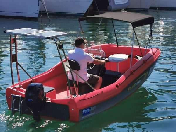 Fun Yak 450 - Yacht Charter & Boat Rental, France | Rent A Boat By Hour