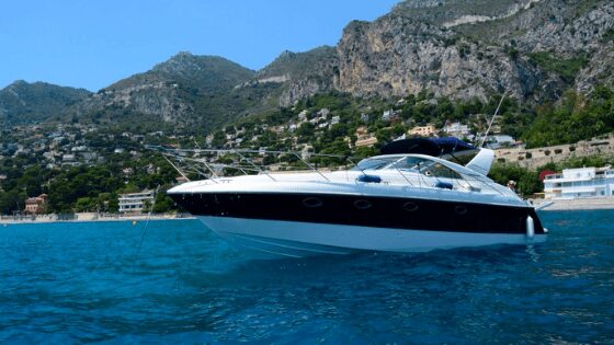 Rent a Boat and Boat Hire Monaco to Nice