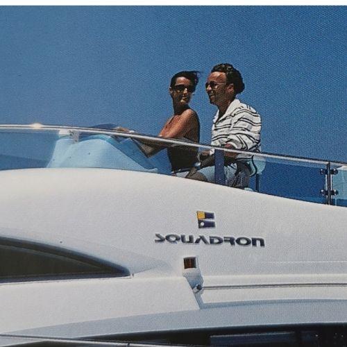 Squadron 52 | Rent a Boat